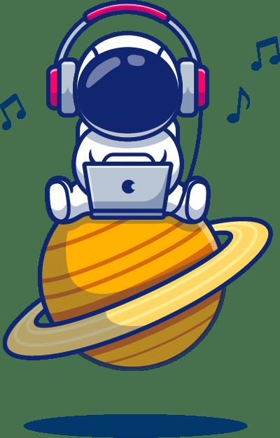 Astronaut Podcast innotag